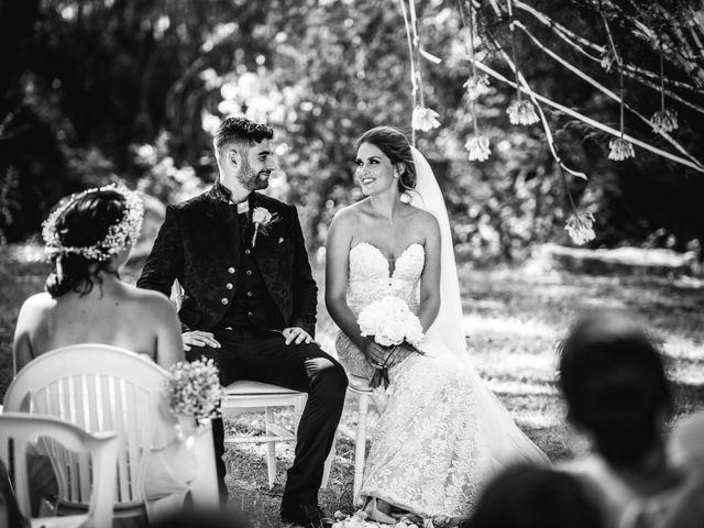 Le mariage de Sébastien  et Maeva à Trets, Bouches-du-Rhône 45