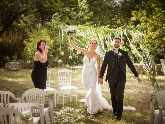 Le mariage de Sébastien  et Maeva à Trets, Bouches-du-Rhône 47