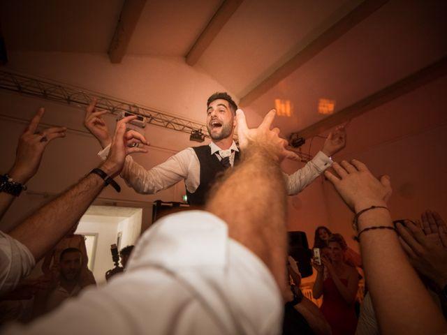 Le mariage de Sébastien  et Maeva à Trets, Bouches-du-Rhône 61