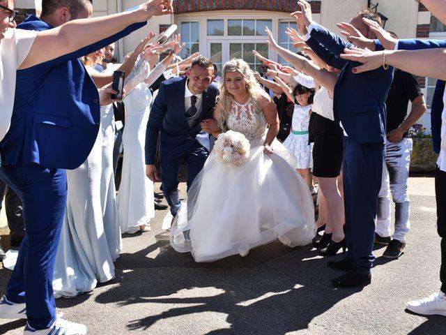 Le mariage de Jérome et Léana à Coubert, Seine-et-Marne 13