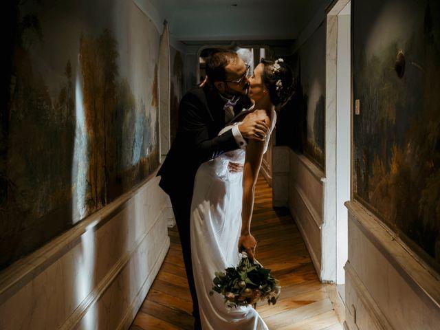 Le mariage de Marie et Fred