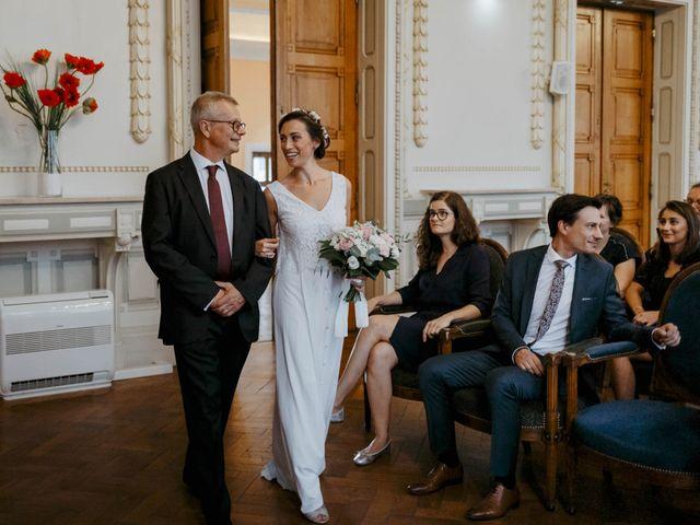 Le mariage de Fred et Marie à Lyon, Rhône 6