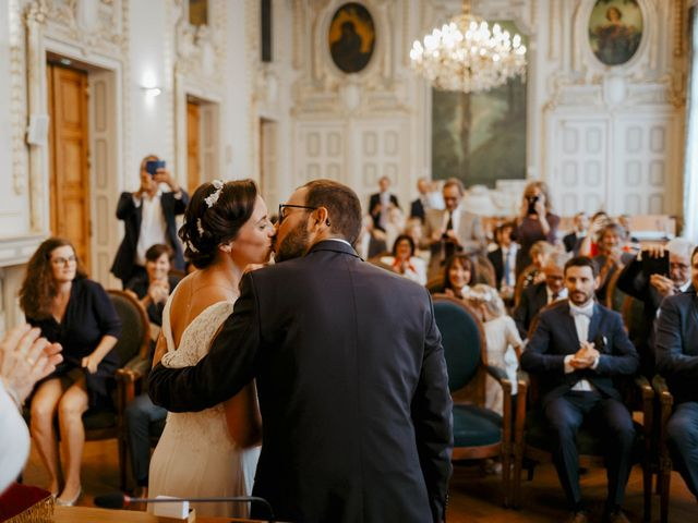 Le mariage de Fred et Marie à Lyon, Rhône 7