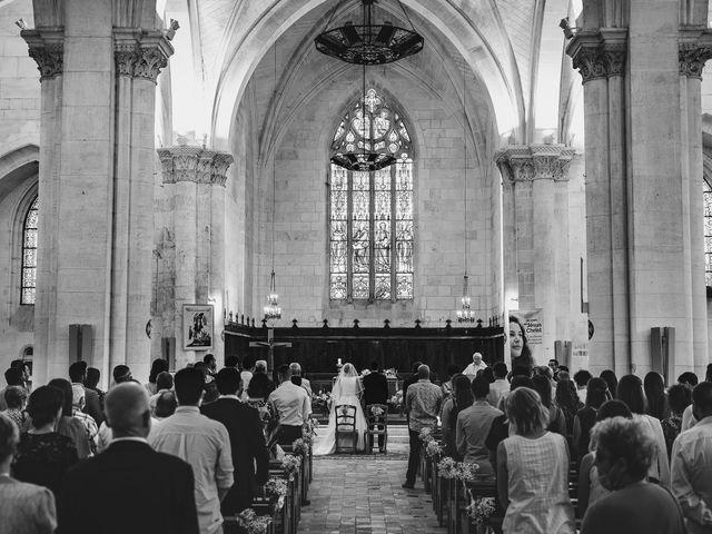 Le mariage de Jérémie et Julie à Lignières-Sonneville, Charente 1