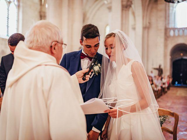 Le mariage de Jérémie et Julie à Lignières-Sonneville, Charente 9