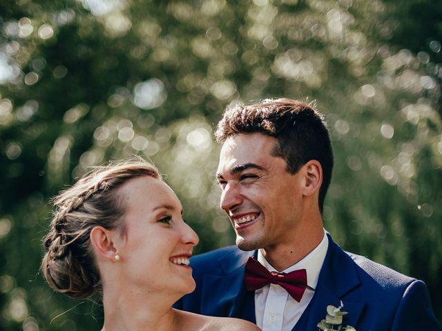 Le mariage de Jérémie et Julie à Lignières-Sonneville, Charente 25