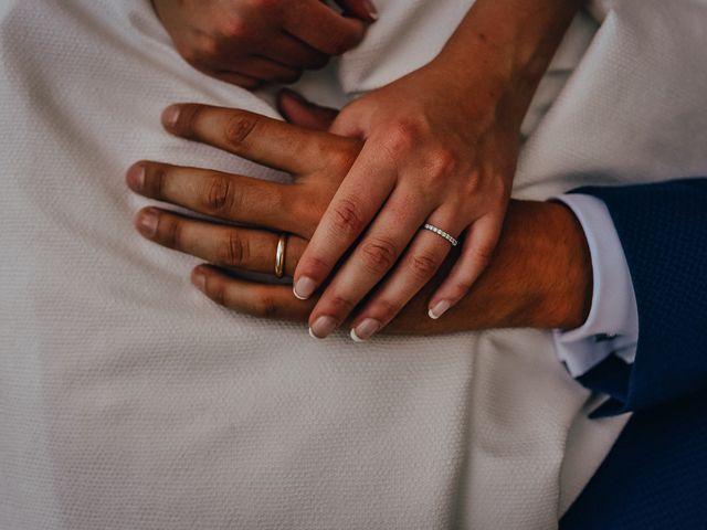 Le mariage de Jérémie et Julie à Lignières-Sonneville, Charente 36