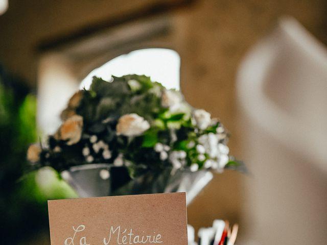 Le mariage de Jérémie et Julie à Lignières-Sonneville, Charente 41