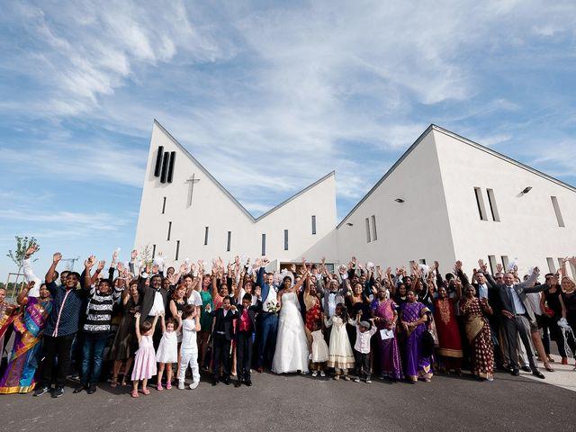 Le mariage de Antony et Sophie à Saint-Pierre-du-Perray, Essonne 62