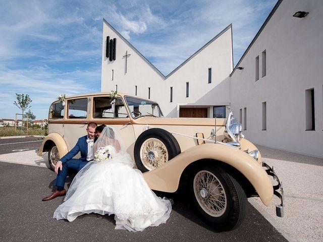 Le mariage de Antony et Sophie à Saint-Pierre-du-Perray, Essonne 64