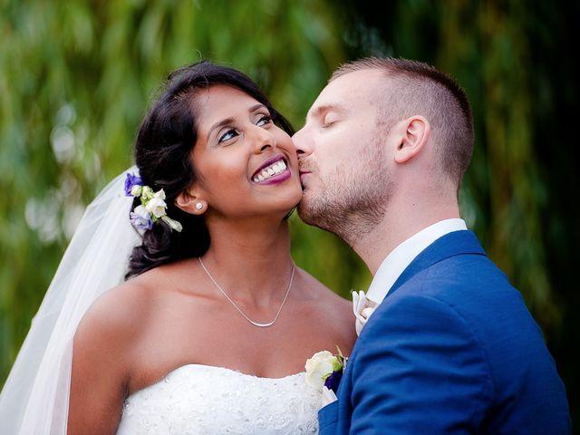 Le mariage de Sophie et Antony