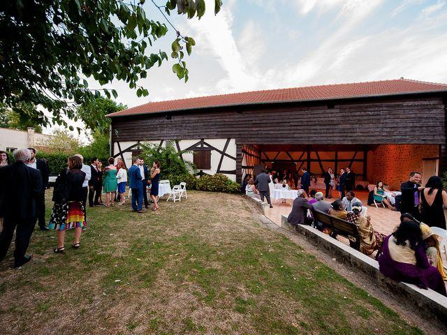 Le mariage de Antony et Sophie à Saint-Pierre-du-Perray, Essonne 93