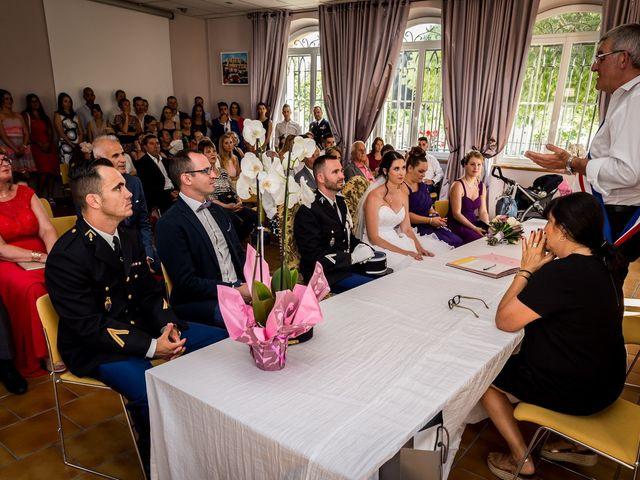 Le mariage de Yannick et Eva à Cornillon-Confoux, Bouches-du-Rhône 17