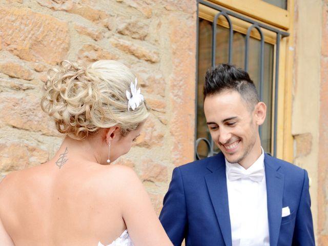 Le mariage de Jean-Christophe et Estelle à Couzon-au-Mont-d'Or, Rhône 10