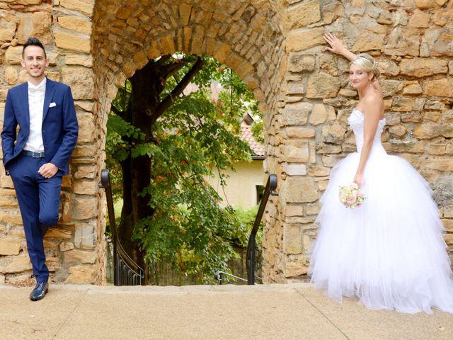 Le mariage de Jean-Christophe et Estelle à Couzon-au-Mont-d'Or, Rhône 12
