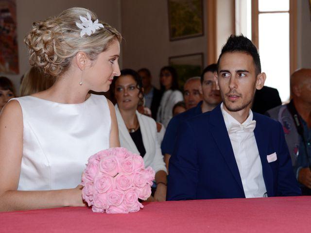 Le mariage de Jean-Christophe et Estelle à Couzon-au-Mont-d'Or, Rhône 20