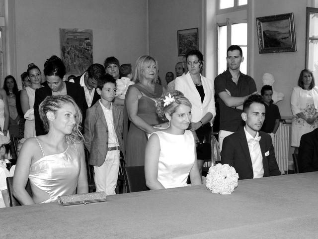 Le mariage de Jean-Christophe et Estelle à Couzon-au-Mont-d'Or, Rhône 21