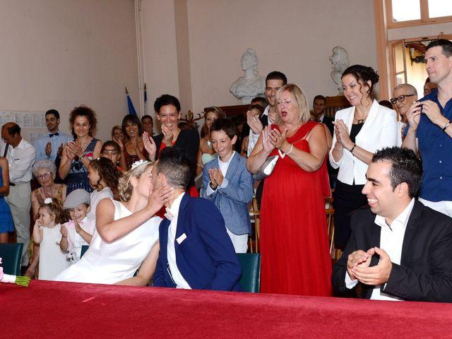 Le mariage de Jean-Christophe et Estelle à Couzon-au-Mont-d'Or, Rhône 22