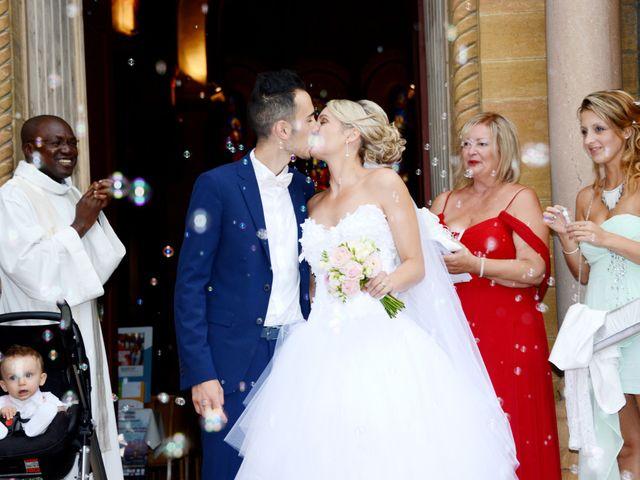 Le mariage de Jean-Christophe et Estelle à Couzon-au-Mont-d'Or, Rhône 34