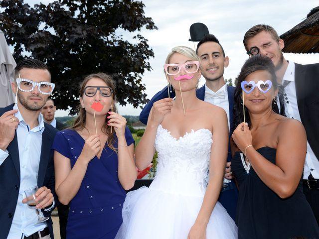 Le mariage de Jean-Christophe et Estelle à Couzon-au-Mont-d'Or, Rhône 42