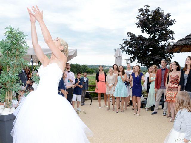 Le mariage de Jean-Christophe et Estelle à Couzon-au-Mont-d'Or, Rhône 43