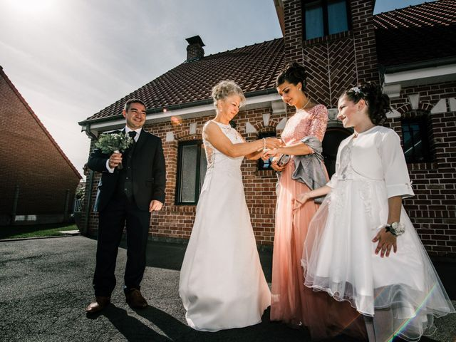 Le mariage de Franck et Sandra à Liévin, Pas-de-Calais 9