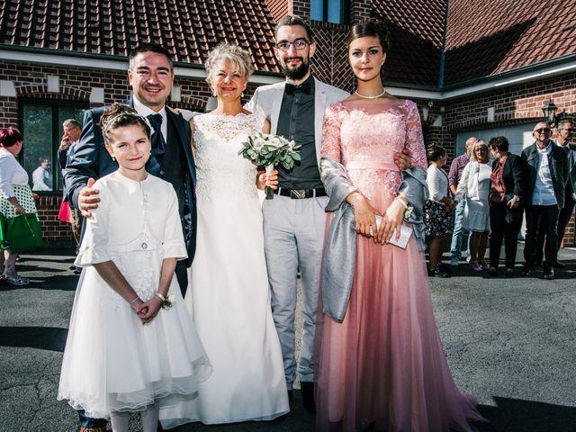 Le mariage de Franck et Sandra à Liévin, Pas-de-Calais 10
