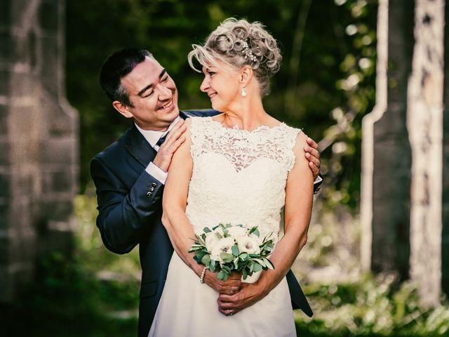 Le mariage de Franck et Sandra à Liévin, Pas-de-Calais 24