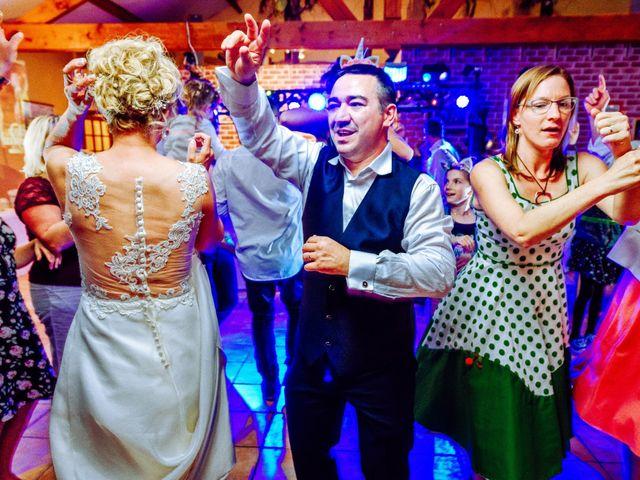 Le mariage de Franck et Sandra à Liévin, Pas-de-Calais 46