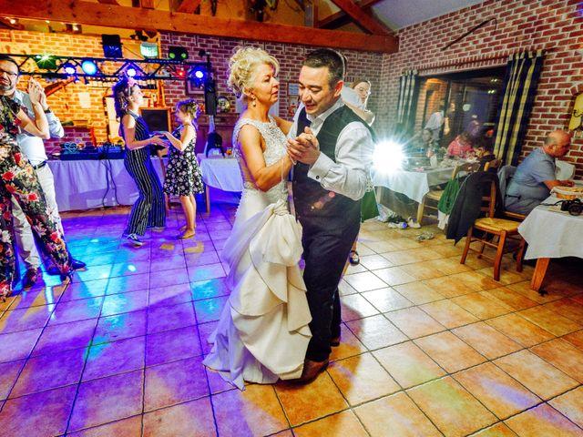 Le mariage de Franck et Sandra à Liévin, Pas-de-Calais 48