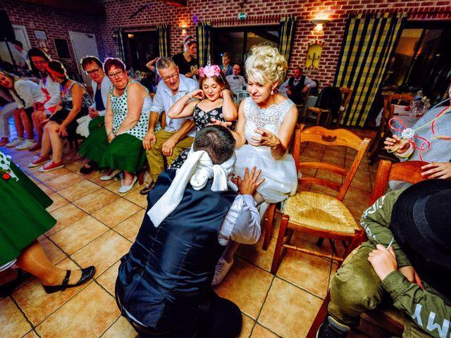 Le mariage de Franck et Sandra à Liévin, Pas-de-Calais 51
