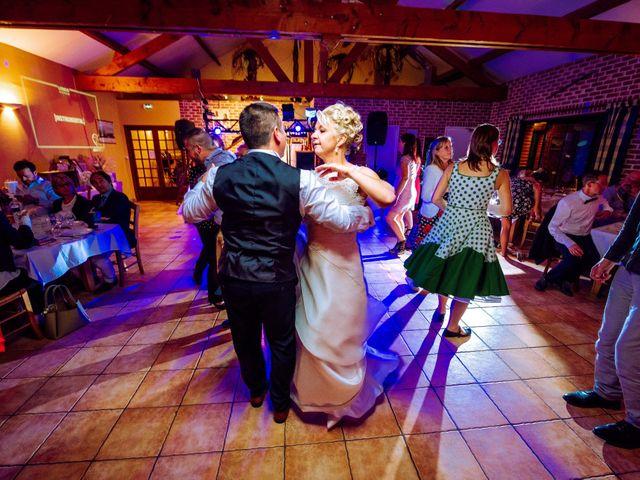 Le mariage de Franck et Sandra à Liévin, Pas-de-Calais 54