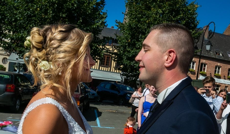 Le mariage de Thomas  et Caroline  à Saint-Saëns, Seine-Maritime