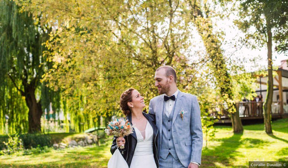 Le mariage de Ludovic et Aurélie à Yerres, Essonne