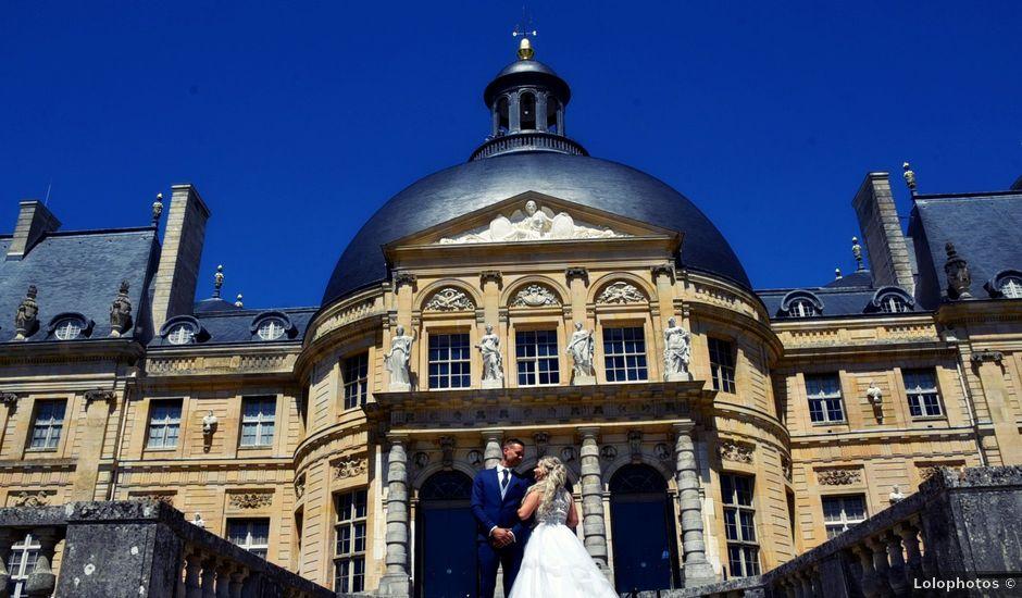 Le mariage de Jérome et Léana à Coubert, Seine-et-Marne