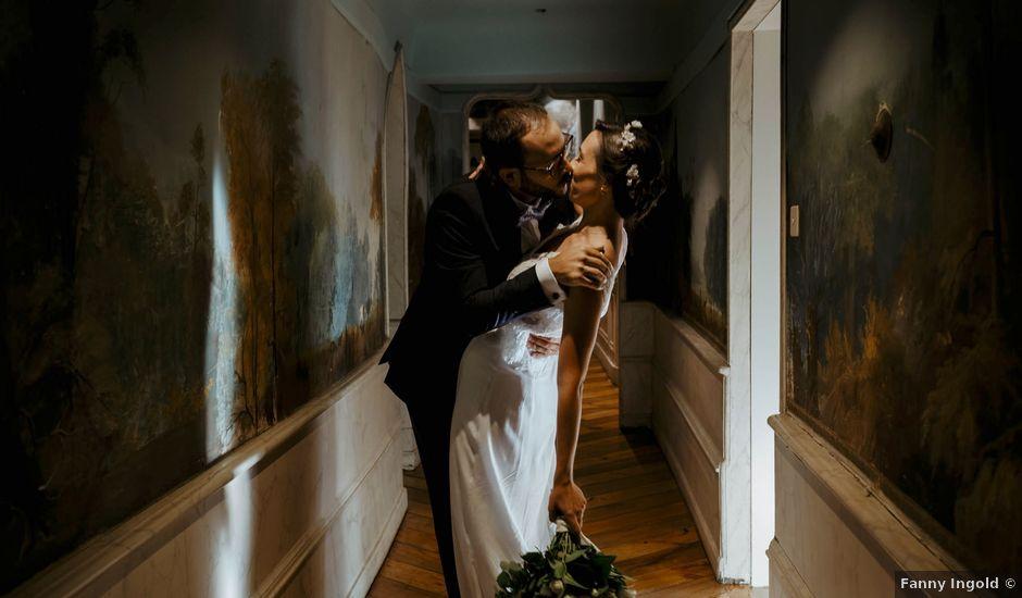 Le mariage de Fred et Marie à Lyon, Rhône