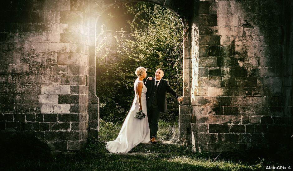Le mariage de Franck et Sandra à Liévin, Pas-de-Calais