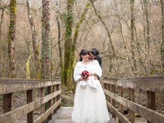 Le mariage de Rebecca et Gazmend 2