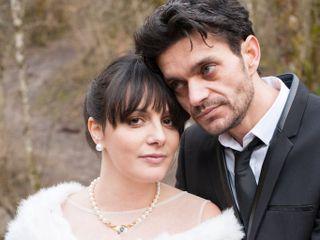 Le mariage de Rebecca et Gazmend