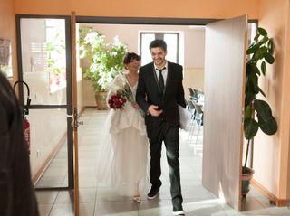 Le mariage de Rebecca et Gazmend 3