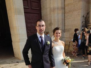 Le mariage de Agathe et Benjamin 3