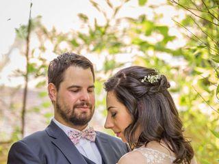 Le mariage de Audrey et Benjamin 1