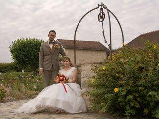Le mariage de Carolanne et Mikaël