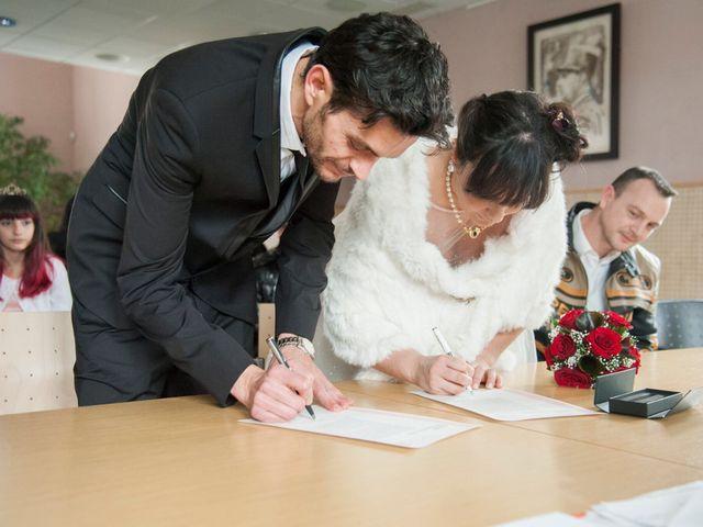 Le mariage de Gazmend et Rebecca à Reignier, Haute-Savoie 4