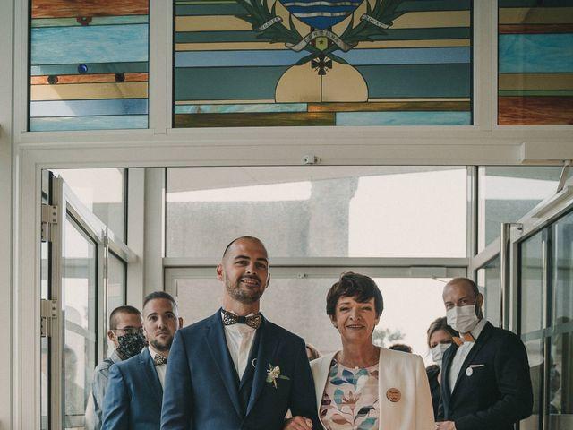 Le mariage de Jonathan et Guillaume à Le Relecq-Kerhuon, Finistère 43