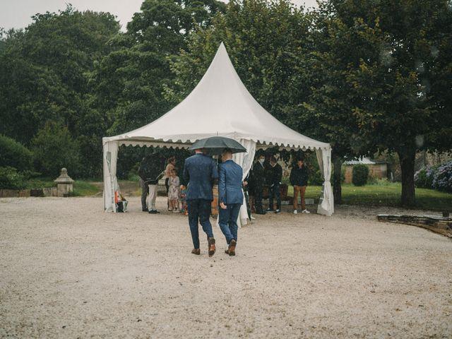 Le mariage de Jonathan et Guillaume à Le Relecq-Kerhuon, Finistère 71