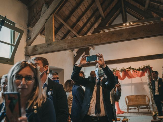 Le mariage de Jonathan et Guillaume à Le Relecq-Kerhuon, Finistère 75