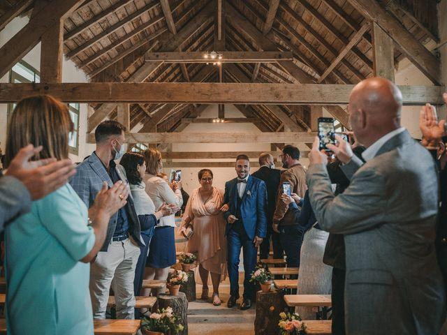 Le mariage de Jonathan et Guillaume à Le Relecq-Kerhuon, Finistère 76
