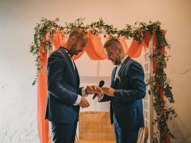 Le mariage de Guillaume et Jonathan