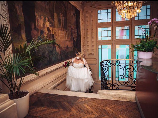 Le mariage de Youssef  et Maria  à Colombes, Hauts-de-Seine 2